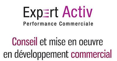 Vidéo Expert Activ spécialiste en développement commercial